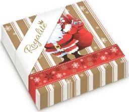 Herlitz Serwetki bożonarodzeniowe Mikołaj