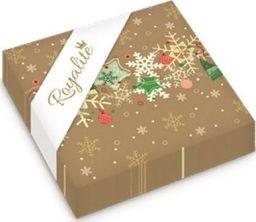 Herlitz Serwetki bożonarodzeniowe Złota gwiazda