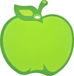 Deska do krojenia Tadar plastikowa Colorino Zielone Jabłko 29x27.5cm