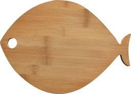 Deska do krojenia Tadar bambusowa Rybka 30.5x22cm
