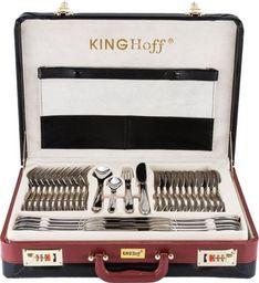 KingHoff SZTUĆCE KINGHOFF 72 ELE. POŁYSK KH-3519