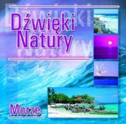 CD Dźwięki natury morze