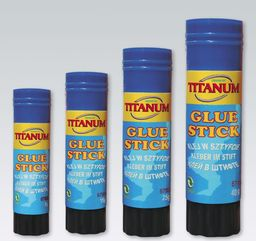 Titanum Klej w sztyfcie Titanum 15g (E003) (67954)