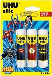 UHU Klej w sztyfcie limitowana edycja Justice League