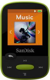 Odtwarzacz MP3 SanDisk SANSA Clip Sport 8GB zielony (SDMX24-008G-G46L)