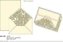 Rossi Papeteria box z przykrywką BSC 086