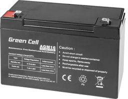 Green Cell Akumulator AGM VRLA Green Cell 6V 10Ah
