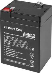 Green Cell Akumulator AGM VRLA Green Cell 6V 4Ah