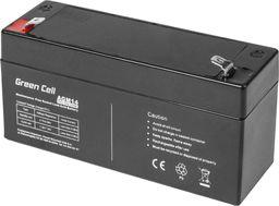 Green Cell Akumulator AGM VRLA Green Cell 6V 3.3Ah