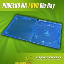 Esperanza BLU RAY Box 1 Niebieskie/ 10 mm (3104)