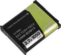 Akumulator Green Cell Bateria Green Cell ® DMW-BCM13 do Panasonic Lumix DMC-FT5 DMC-TS5 DMC-TZ40 DMC-TZ60 DMC-ZS30 DMC-ZS40 DMC-ZS50 3.7V 1050mAh