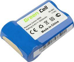 Green Cell Bateria Akumulator 520104 Green Cell do odkurzacza AEG Junior 3000