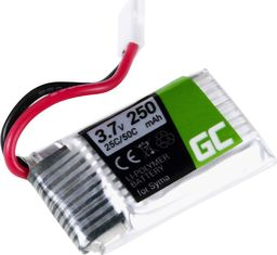 Green Cell Bateria Akumulator Green Cell do Syma X11 X11C X13 Storm 3.7V 250mAh