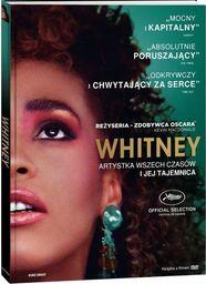 Whitney DVD + książka