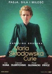 Maria Skłodowska-Curie DVD + książka