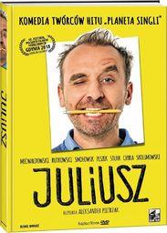 Juliusz DVD + książka