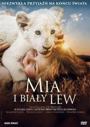 Mia i biały lew DVD