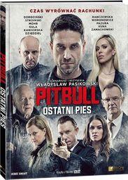 Pitbull. Ostatni Pies DVD + książka