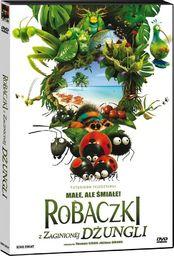 Robaczki z Zaginionej Dżungli DVD