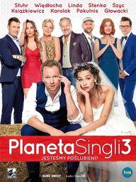 Planeta Singli 3 DVD + książka