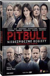 Pitbull. Niebezpieczne kobiety DVD + książka