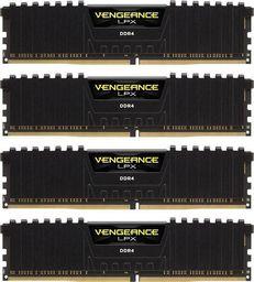 Pamięć Corsair Vengeance LPX, DDR4, 128 GB,2666MHz, CL16 (CMK128GX4M4A2666C16)