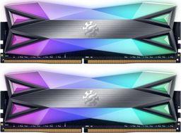 Pamięć ADATA XPG Spectrix D60, DDR4, 16 GB, 4133MHz, CL19 (AX4U413338G19-DT60)