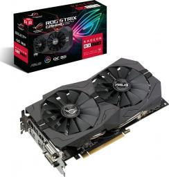 Karta graficzna Asus ROG Strix Radeon RX 570 Gaming OC 8GB GDDR5 (ROG-STRIX-RX570-O8G-GAMING)