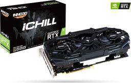 Karta graficzna Inno3D GeForce RTX 2060 SUPER iChill X3 Ultra 8GB GDDR6 (C206S3-08D6X-1731VA17)