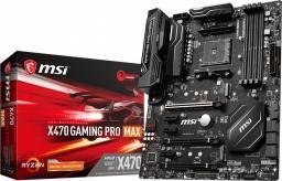 Płyta główna MSI X470 PRO GAMING MAX