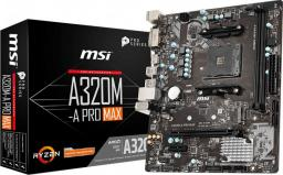 Płyta główna MSI A320M-A PRO MAX