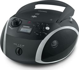 Radioodtwarzacz Grundig Grundig GRB 3000, a CD player(black / silver, FM radio, CD-R / RW, Bluetooth)