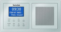 Radio Technisat TechniSat Digitradio UP 1, DAB + / FM, BT) silver