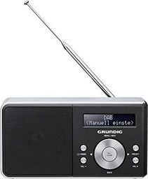 Radioodtwarzacz Grundig Grundig Music 5000, clock radio(black, FM, DAB +, RDS, jack)
