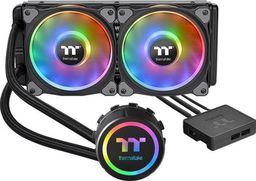 Chłodzenie wodne Thermaltake Thermaltake floe DX RGB 240 TT Premium Edition, water cooling(Black)
