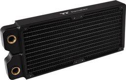 Chłodzenie wodne Thermaltake Thermaltake Pacific CLM240, radiator(black)