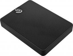 Dysk zewnętrzny Seagate SSD Expansion 1 TB Czarny (STJD1000400)