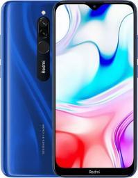 Smartfon Xiaomi Redmi 8 32 GB Dual SIM Niebieski  (XMI-8-32BL)