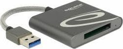 Czytnik Delock Delock USB 3.0 Card Reader f. XQD 2.0 - memory cards
