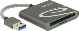Czytnik Delock DeLOCK Card Reader -USB 3.0> CF Type I / Micro SD