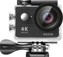 Kamera EKEN Kamera sportowa EKEN H9R Czarna - 3 baterie + monopod standard