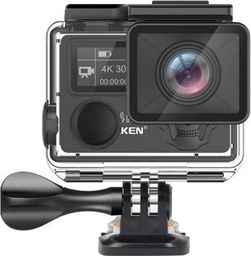 Kamera EKEN Kamera sportowa EKEN H5S Plus - 3 baterie