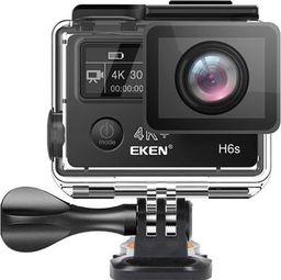 Kamera EKEN EKEN H6S - 3 baterie + monopod pro