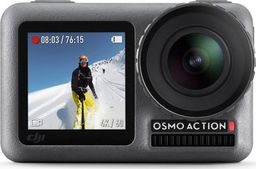 Kamera DJI Kamera sporotwa DJI Osmo Action - + ubezpieczenie DJI Care Refresh do DJI Osmo Action