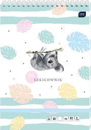 Blok biurowy Interdruk Szkicownik Koala B4/80K