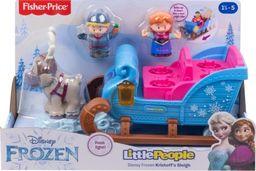 Fisher Price Little P. Frozen Sanie Kristoffs (GGV30)