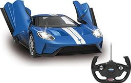 Jamara JAMARA Ford GT 1:14 blue door manual - 405158
