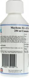 Mayhems X1 Koncentrat - fioletowy - świecący pod ultrafioletem - 250ml (609224351556)