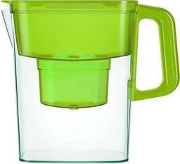 Dzbanek filtrujący Aquaphor Dzbanek AQUAPHOR Kompakt +wkład B100-25 Maxfor (2,4 litra; kolor limonkowy)