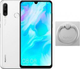 Smartfon Huawei P30 Lite 128 GB Dual SIM Biały  (51093NNQ)